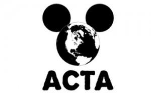 ACTA - деградация на интернет
